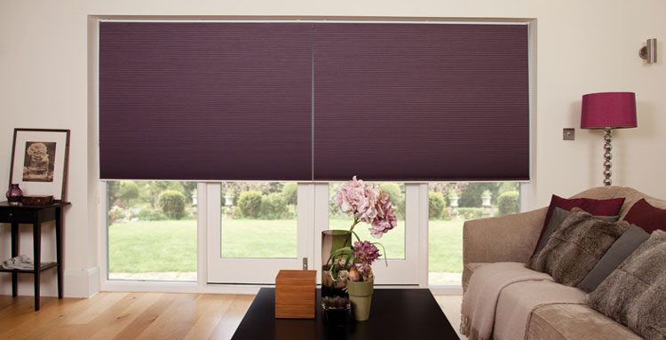 Pleated Blinds | Abacus Blinds