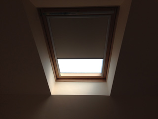 Velux Blinds in Kent | Skylight Blinds