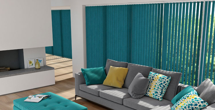 Vertical Blinds in Kent