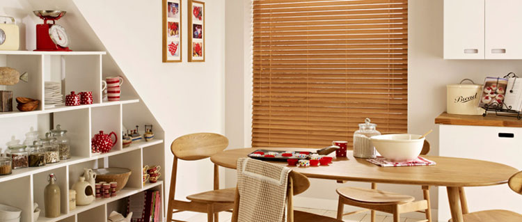 Wooden Venetian Blinds in Kent | Abacus Blinds