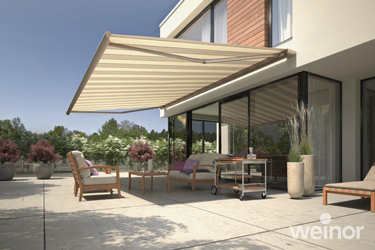 Providing Awnings to happy customers in Kent