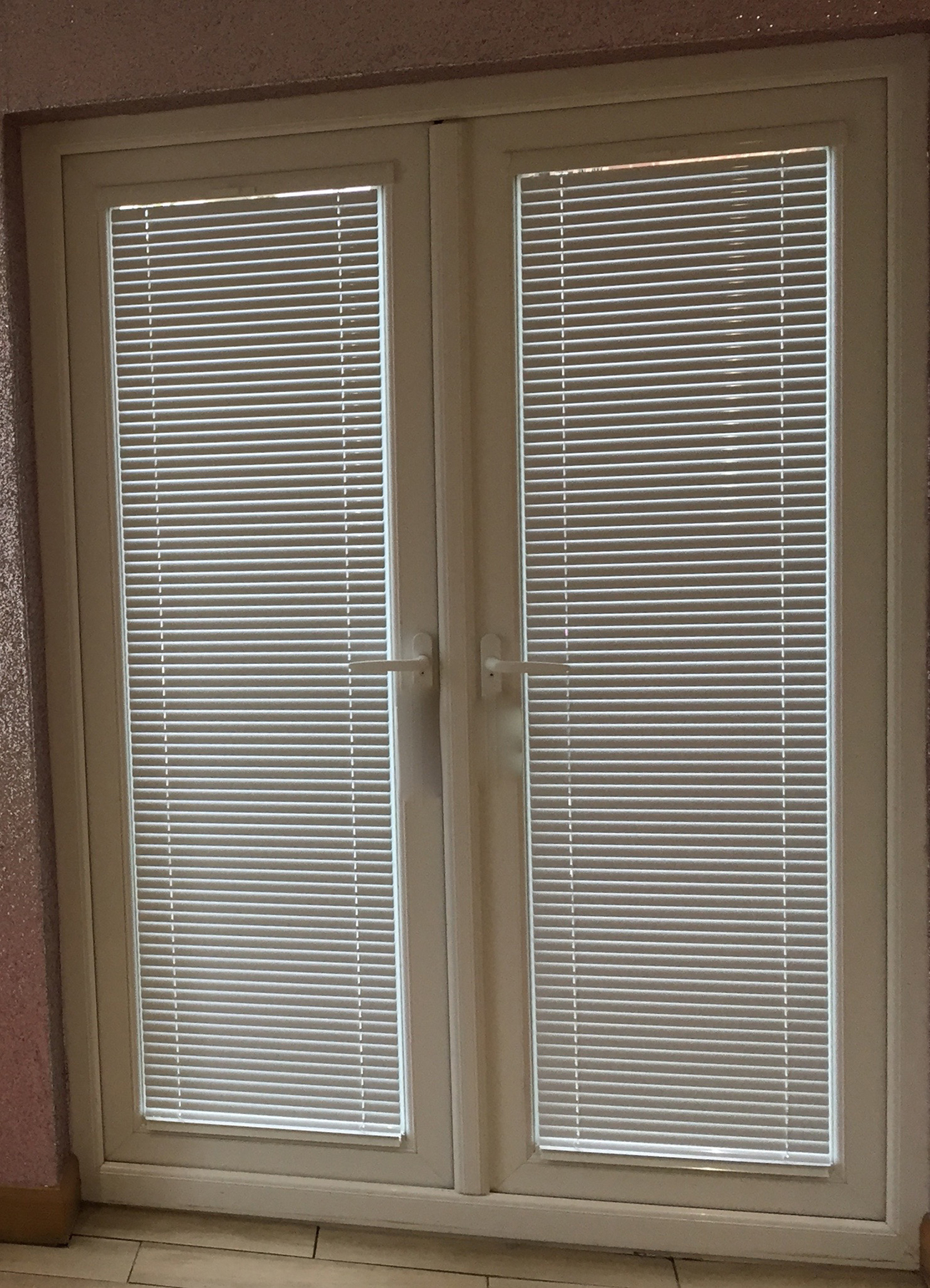Abacus Blinds Manufacture Intu Venetian Pleated Blinds